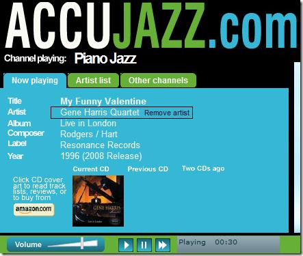 AccuJazz-info