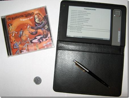Pocketbook 301+: иерархическое содержание в книге