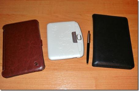 Amazon Kindle 3, Pocketbook 360+, Pocketbook 301+