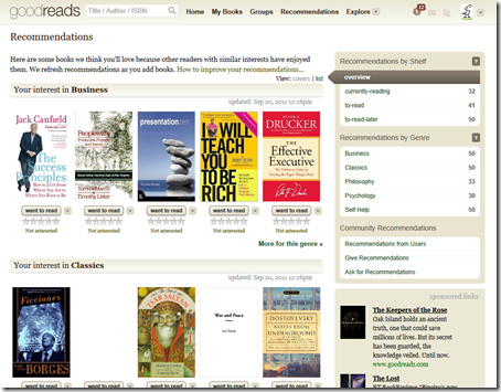 goodreads-recommendations