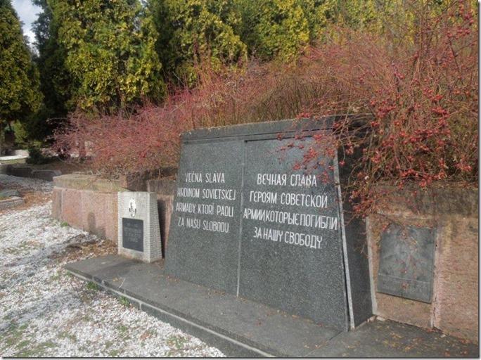 Кладбище СВ Зволен 2