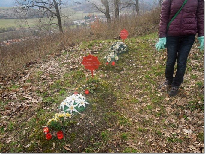 Мытна могилы неизвестных солдатов 2