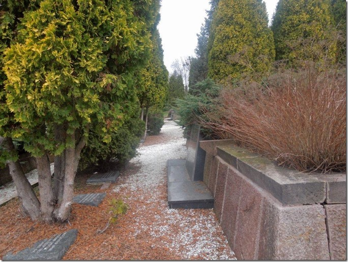 Кладбище СВ Зволен 3