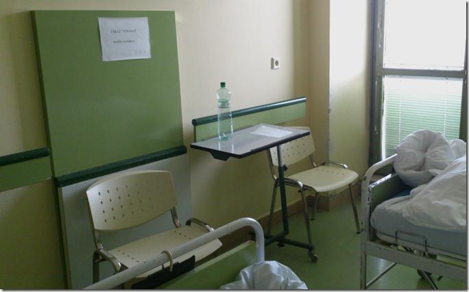 Прикроватный столик для пациентов