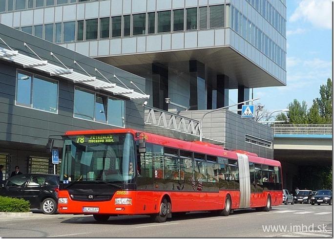Linka-78-kratko-pred-presmerovanim-na-Safarikovo-namestie
