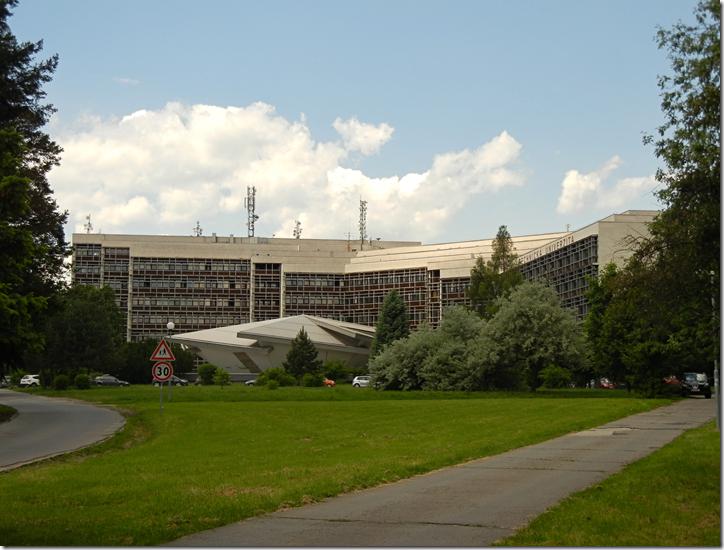 Технический университет в Зволене (Technická univerzita v Zvolene)